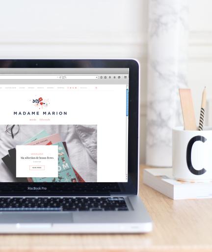 Design de blogs